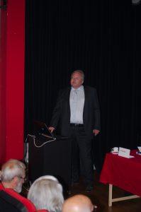 Dhr. B. van Geenen (voorzitter)